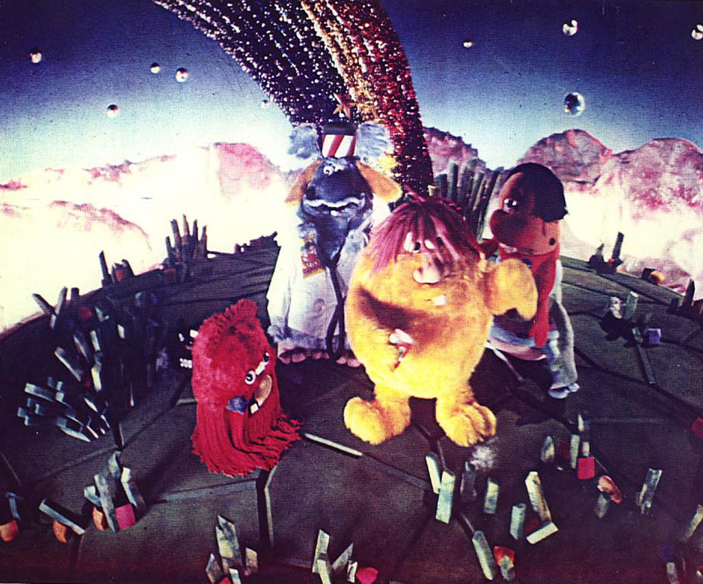 TV.Monster Munchies 2